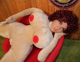 Body of Bambina Valentina Sex Doll