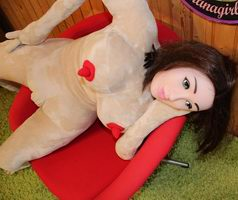 Cuddle Body of Angelina Valentina Sex Doll