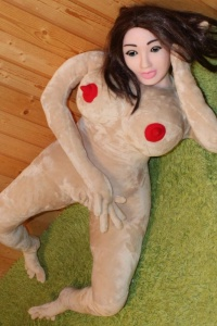 Cuddle Body of Catalina Valentina Sex Doll