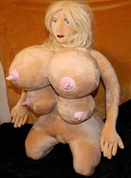 Valentina Girl Sex Doll with Extra Tits option