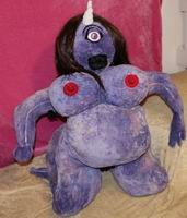 Valentina Girl Sex Doll with Cyclops Eye option