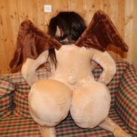 Valentina Girl Sex Doll with Balloon Butt option