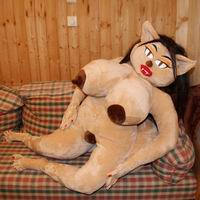 Valentina Girl Sex Doll with Critter Nose option