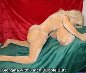 Valentina Girl Sex Doll with Bubble Butt option