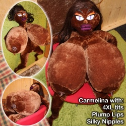 Valentina Girl Sex Doll with Plump Lips option