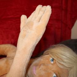 Valentina Girl Sex Doll with Real Hands option
