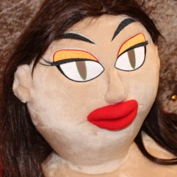 Valentina Girl Sex Doll with Long Nose option